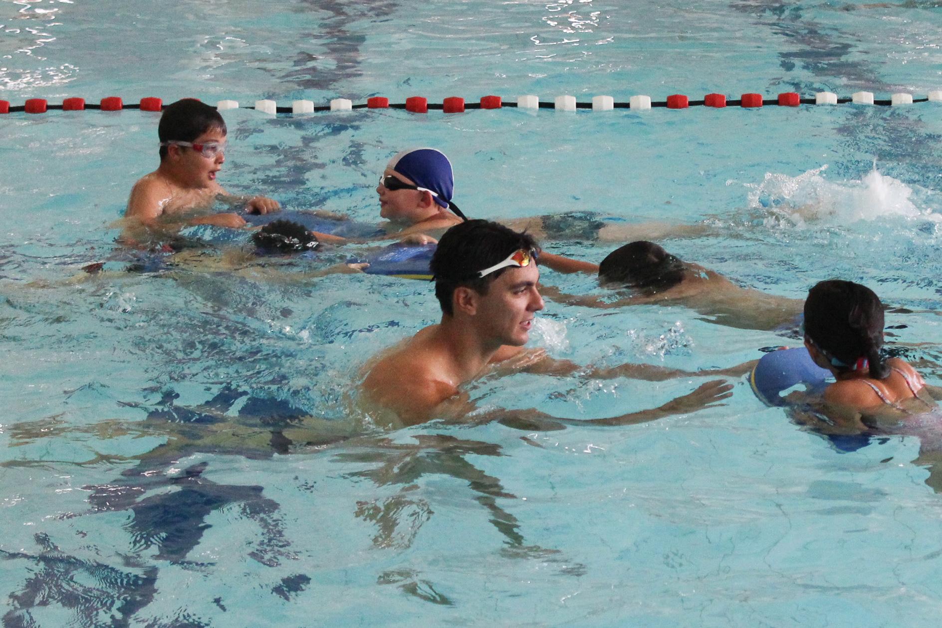 An der schwemm porte ouverte vum 17 an 18 september for Bettembourg piscine